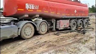 В Нижневартовском районе злоумышленники пытались похитить 75 тонн нефти