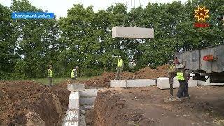 В селе Шихазаны Канашского района приступили к строительству дома культуры.