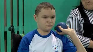 В Саратове проходит региональный чемпионат по игре бочча