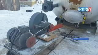 Установку для сжигания мусора готовят запустить в Якутии