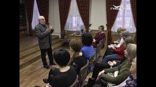 Самарским школьникам и студентам рассказали о культурной жизни города в годы войны