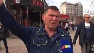 Симферопольцы ждут сноса торгового центра «Куб»