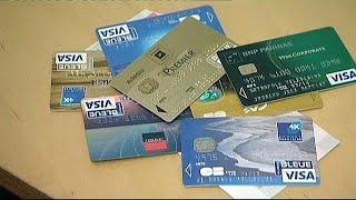 Сбой в работе системы Visa