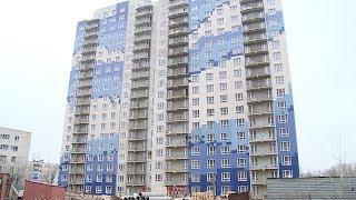 Дольщики ЖК «Адмиралтейский» контролируют ход строительства своих домов