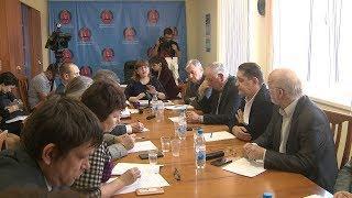 В Общественной палате Волгоградской области прошли первые слушания по тарифообразованию