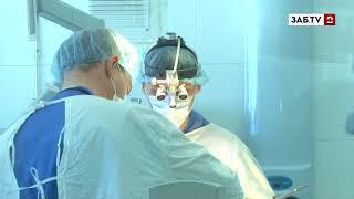 Руки забайкальских врачей запечатлеют папарацци