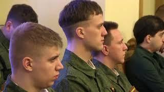 Не забыть: в Политехе вспоминали Сталинградскую Битву. ФАН-ТВ