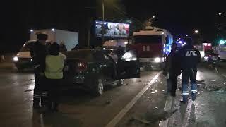 ДТП в ТЗР, Волгоград, вечер 22.11.2018 г.