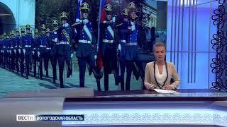 10 вологодских призывников оправятся на службу в Президентский полк