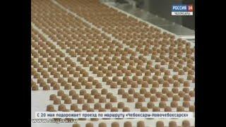 В Чувашии подвели итоги развития пищевой промышленности за прошлый год
