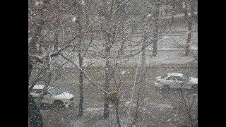 Сильный ветер, первый снег. Погода на Ставрополье ухудшится