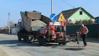 Село Заплавное преображается благодаря программе комплексного развития территорий