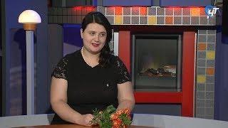 Победительница областного конкурса «Учитель года» Елена Жильцова поздравляет коллег с праздником