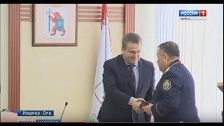 В Марий Эл сотрудникам Следственного комитета официально представили нового руководителя
