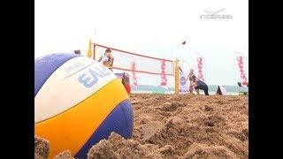 Фестиваль пляжных видов спорта с призовым фондом в 1,5 млн рублей начался в Самаре