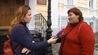 UTV. Жительница Башкирии смогла отсудить у уфимского роддома компенсацию за забытый зажим
