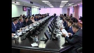 Вице-премьер Аркадий Дворкович с рабочим визитом посетил Тольятти
