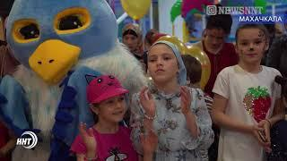 День защиты детей в Киргу