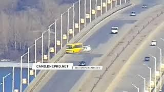 ДТП на Новом мосту - 25.02.18