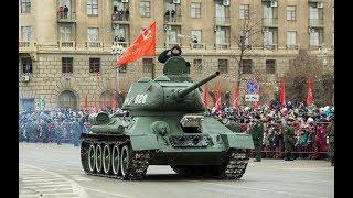 Достойное празднование 75-летия Сталинградской победы – результат трехлетней подготовки