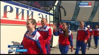 Сборная Марий Эл примет участие во Всероссийских летних сельских спортивных играх  - Вести Марий Эл