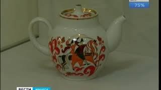Выставка заварников открылась в Иркутском областном краеведческом музее