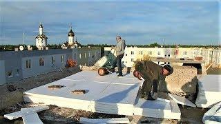 В Когалыме досрочно отремонтировали многоэтажки с протекающей крышей