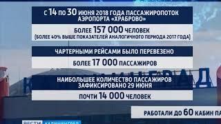 В Храброво подвели итоги работы во время ЧМ-2018