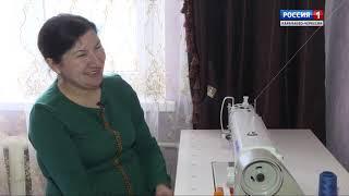 """""""Ногайская женщина"""" (на ногайском языке)"""