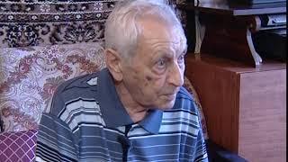 «Вести» побывали в гостях у капитана  1-го ранга Игоря Вольфовича Рыжика