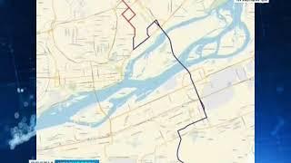 В Красноярске перенесут конечную остановку автобусов №27