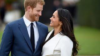 Гарри и Меган ждут ребенка