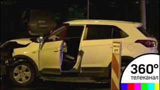 Смертельное ДТП произошло ночью в Лефортово