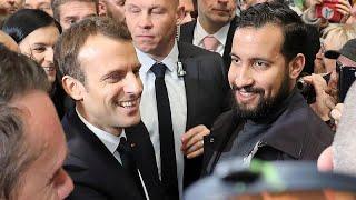 Премьер Франции ответит за нападение чиновника на демонстрантов…
