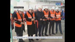В Чувашии на базе «Химпрома» начнут производство гипохлорида кальция