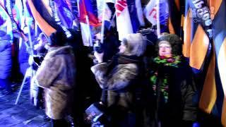 В Воронеже прошёл митинг в поддержку присоединения Крыма
