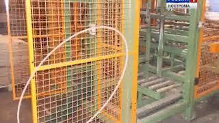 На предприятии «Свисс Кроно» в Шарье погиб 24-летний рабочий