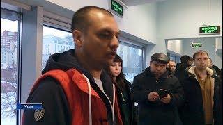 Волонтёры Уфы проверили безопасность в торговых центрах