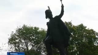 В Новочеркасске отмечают годовщину со дня рождения атамана Платова