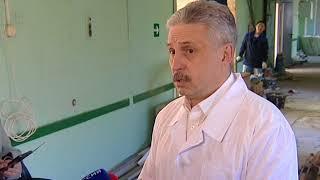В хирургическом отделении Ярославской больницы № 9 начался капитальный ремонт