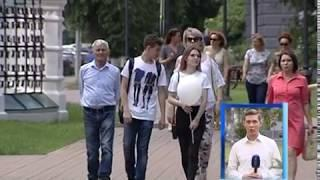 В выходные ярославцев ожидает теплая и сухая погода