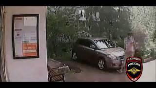 Полицейские ЗелАО задержали подозреваемого