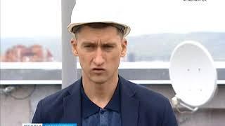 Капитальный ремонт домов в Красноярске идёт строго по плану