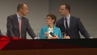 Конец эпохи Меркель: члены ХДС сегодня избирают нового лидера партии…
