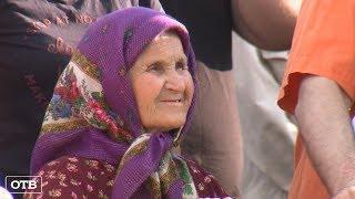Группа «Чайф» сыграла благотворительный концерт в уральской деревне Малый Турыш