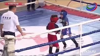 В Избербаше завершились соревнования на Кубок Дагестана по кикбоксингу