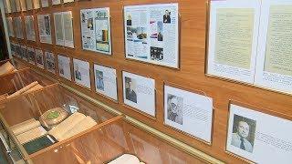 В Волгограде открылась выставка архивных документов к 60-летию регионального телевещания