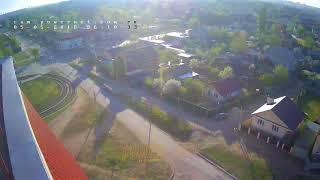 ДТП (авария г. Волжский) пр. Ленина ул. Молодогвардейцев 05-05-2018 06-10