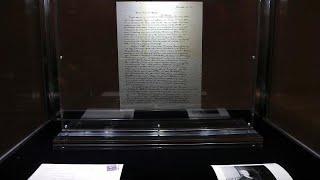 Письмо Альберта Эйнштейна ушло с молотка