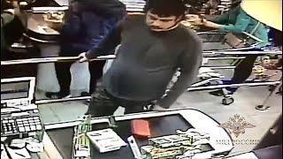 Полицейские задержали подозреваемого в краже кошелька у пенсионерки